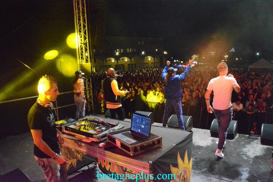 Collectif Métissé en concert gratuit au Casino du Cap Fréhel