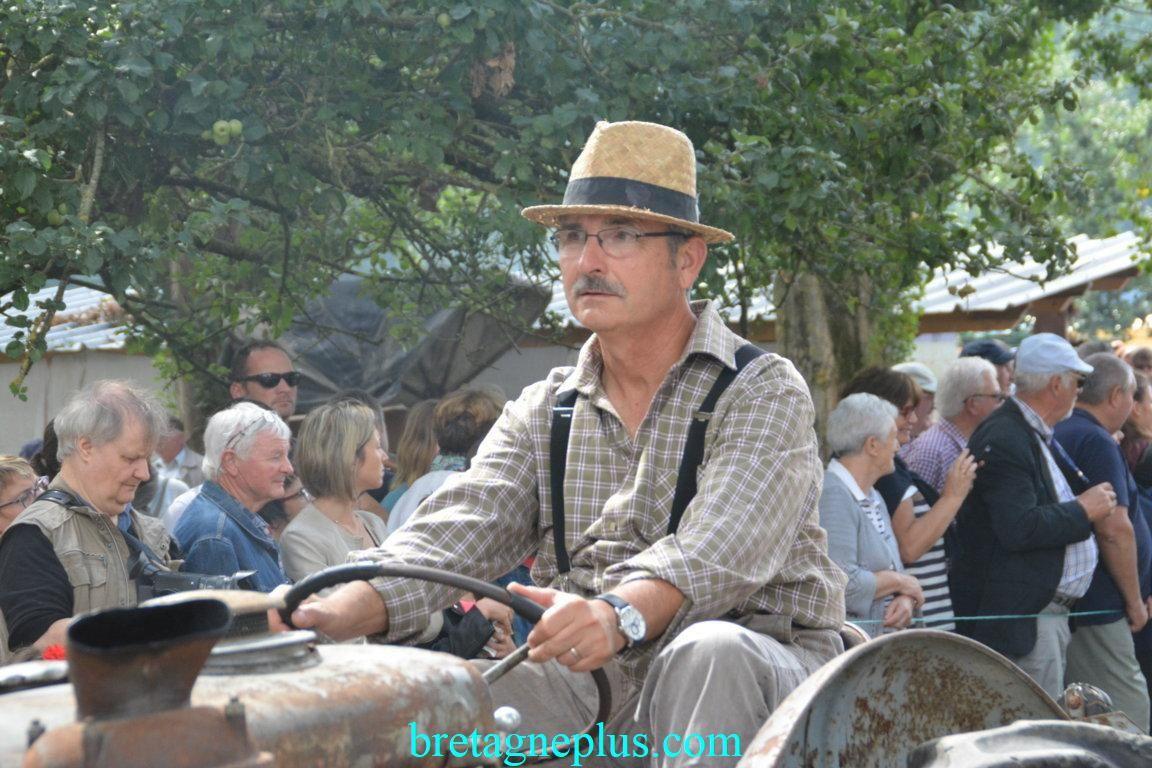 Fête du Blé et des Vieux métiers Pleudihen sur Rance 2017