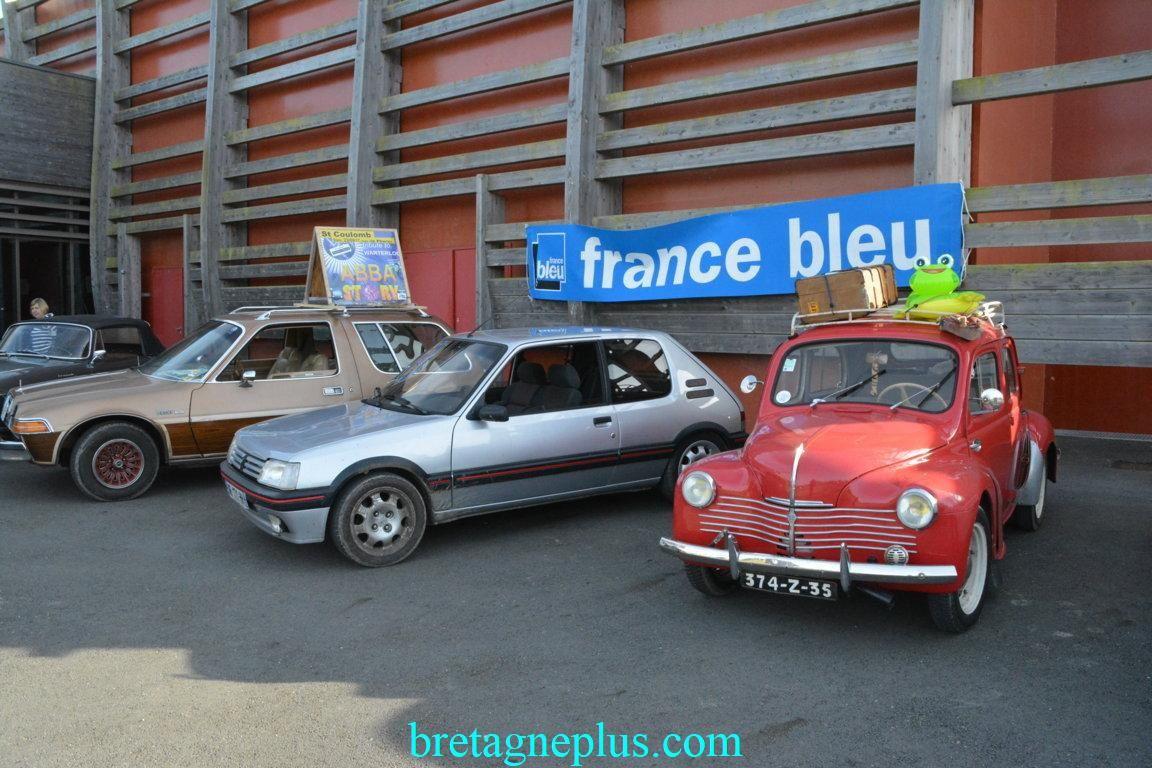 Soirée spectacle Vintage à Saint - Coulomb