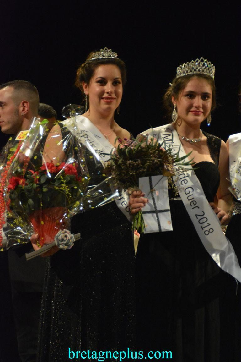 Election Miss Pays de Guer 2018