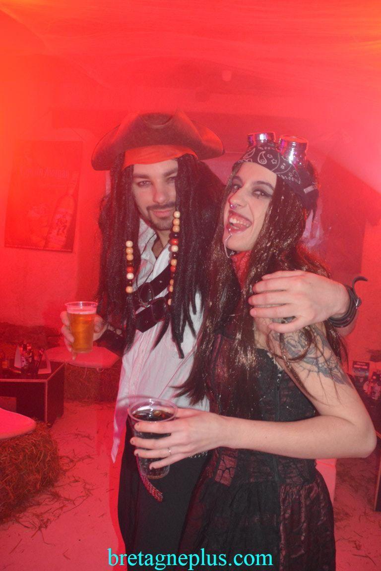 Soirée Halloween Party 2017 au Château de la Motte Beaumanoir