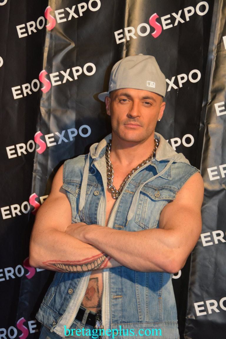 Salon Erosexpo Rennes 2018