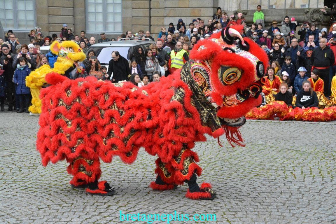 Semaine Chinoise Rennes 2018