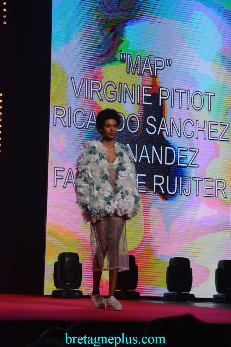 festival International des jeunes créateurs de mode Dinan 2018