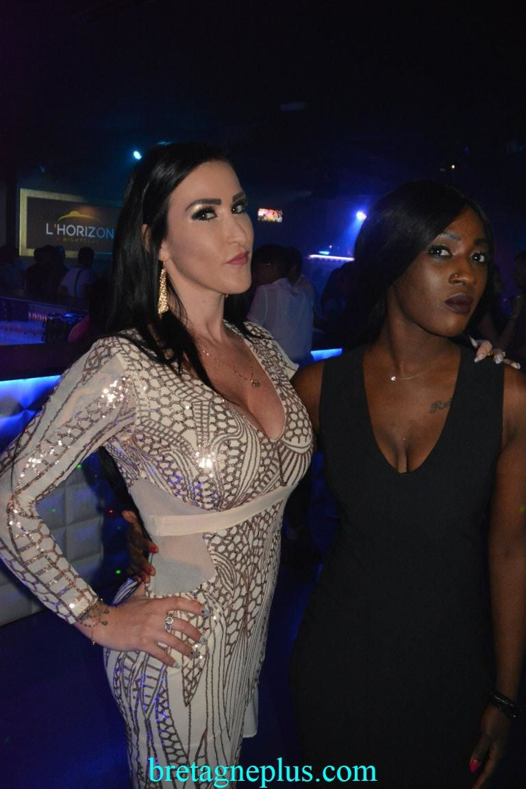 Ouverture de la discothèque l' Horizon Club