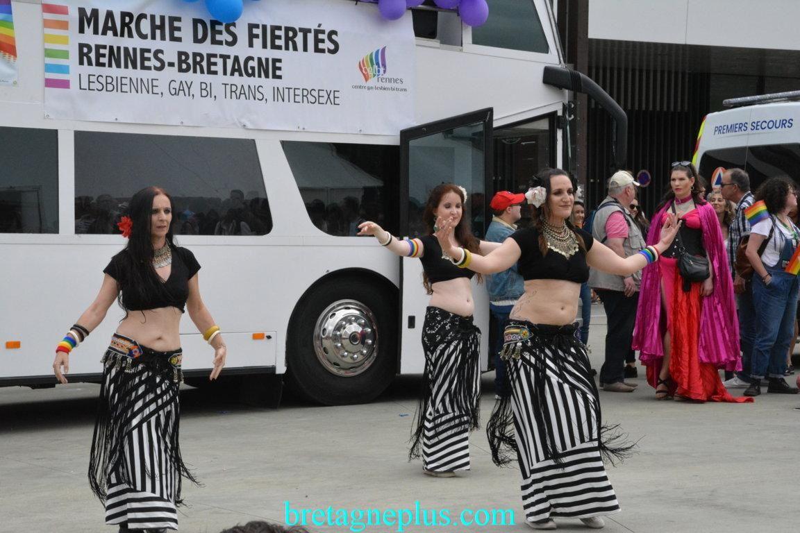 Marche des Fiertés Rennes 2018