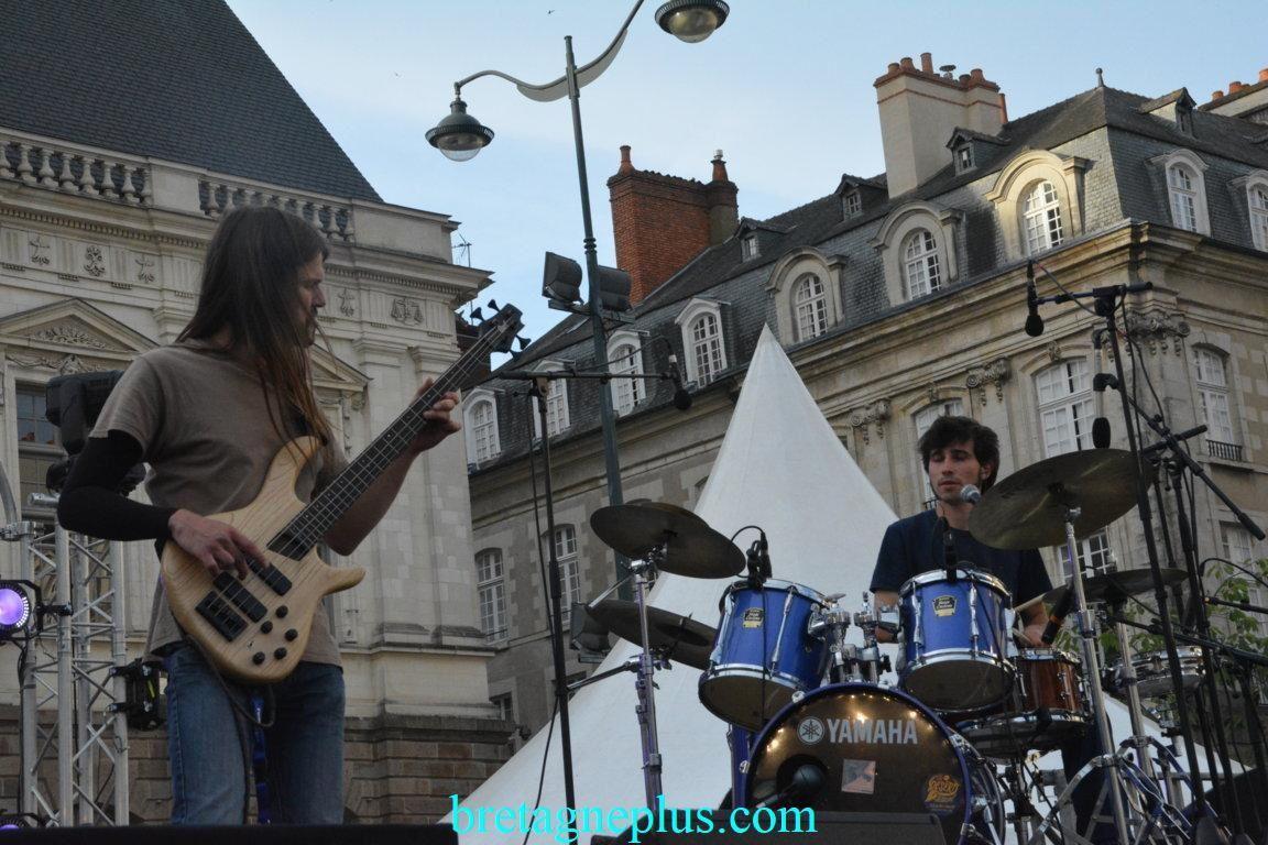 Fête de la musique Rennes 2018