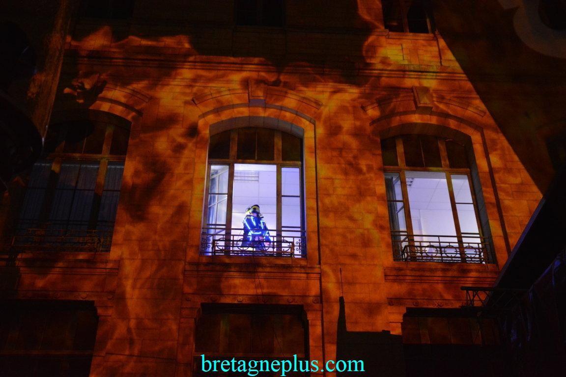 Bal des Pompiers Vannes 2018