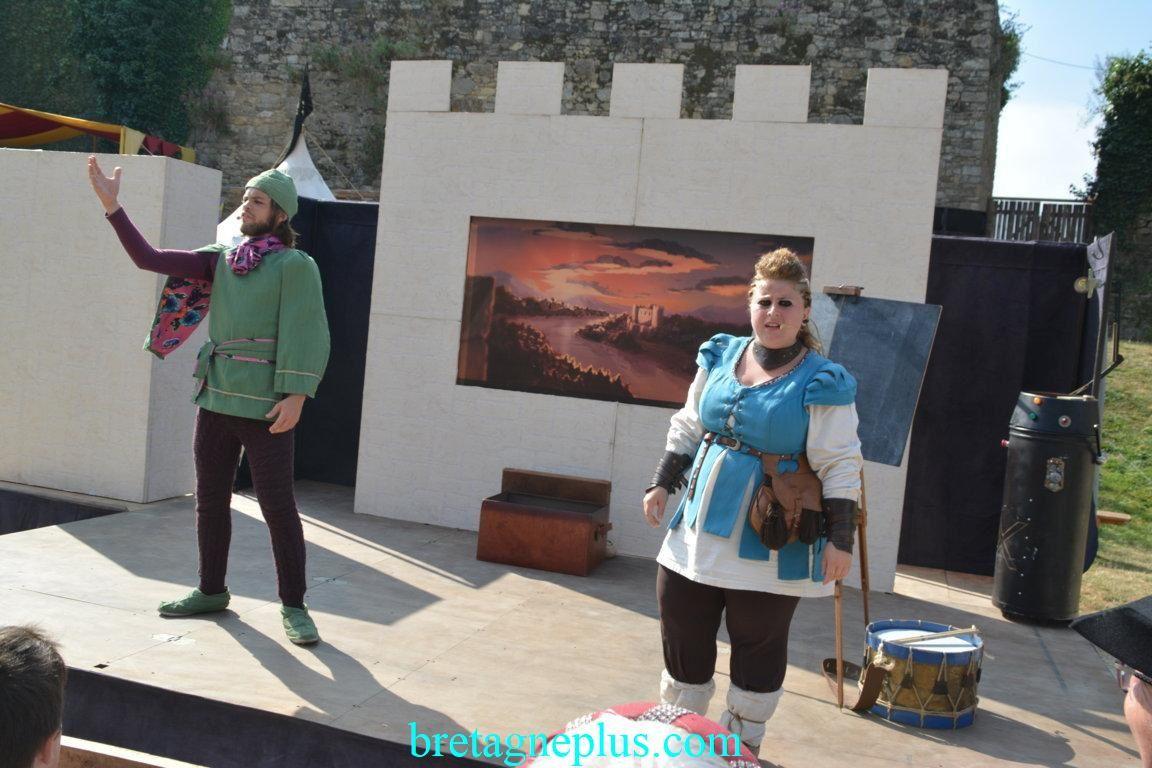 Fête des remparts Dinan 2018