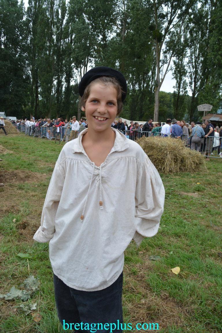 Fête du Blé et des vieux métiers Pleudihen sur Rance 2018
