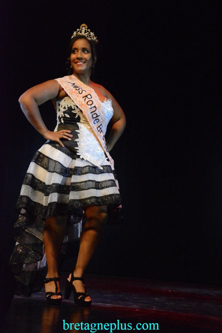 Election Miss Ronde Bretagne 2018