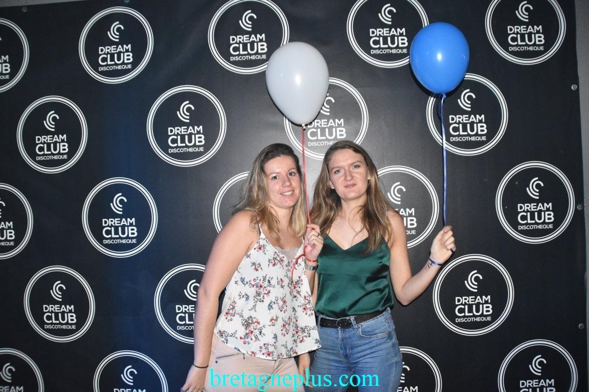 Soirée Américan Borderline 2018 au Dream Club