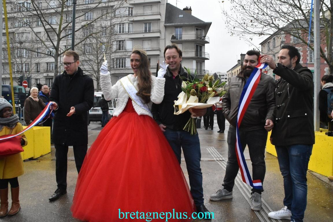 Inauguration Fête Foraine Rennes 2018