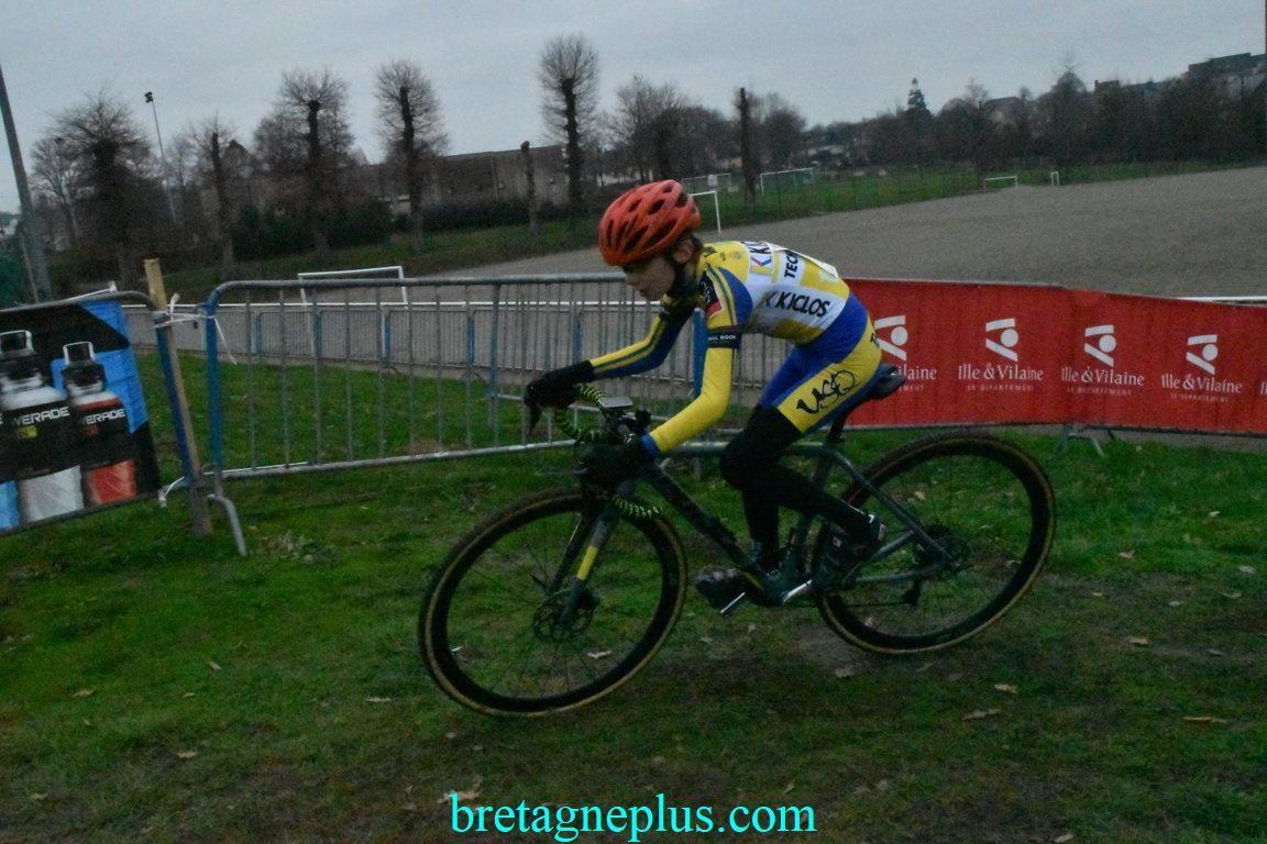 Cyclo-cross International La Mézière 2019