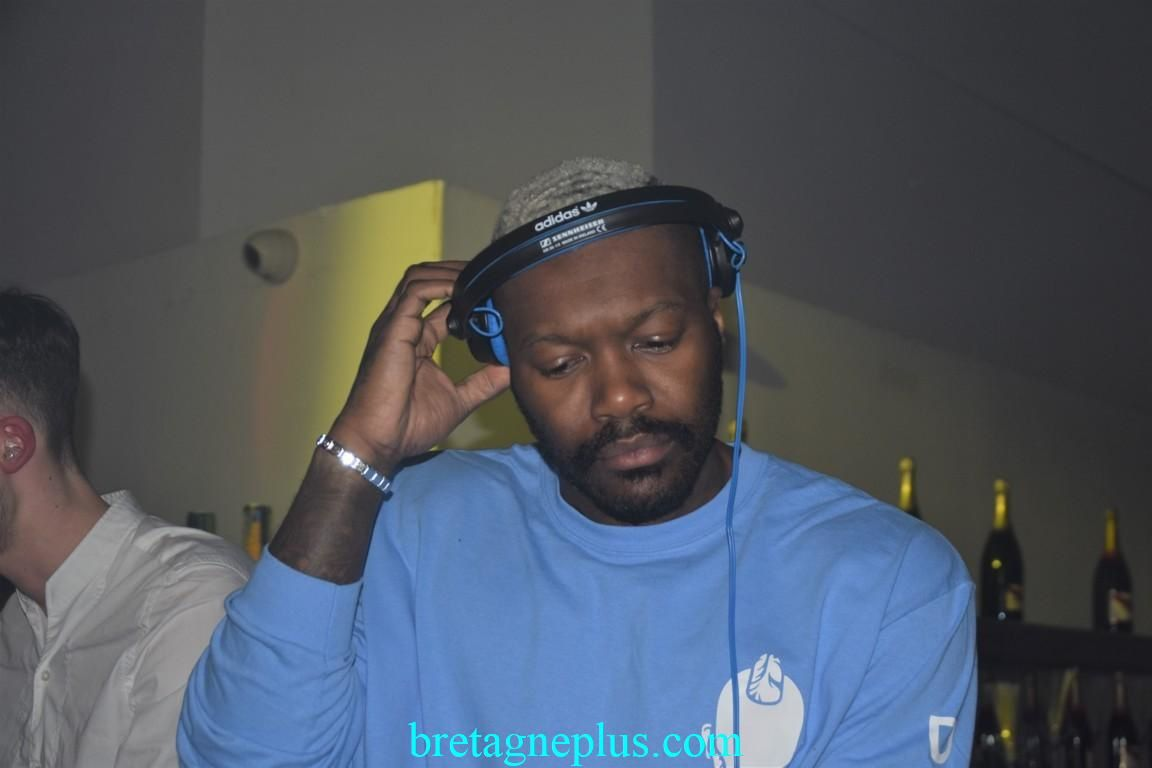Djibril Cissé au Ben's Club