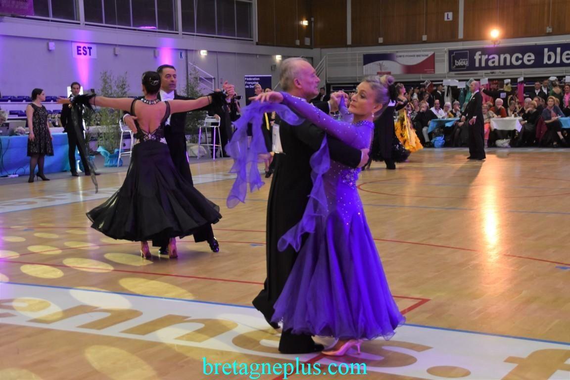 Coupe de France 2019 de Danse Sportive Latines et Standards à Rennes