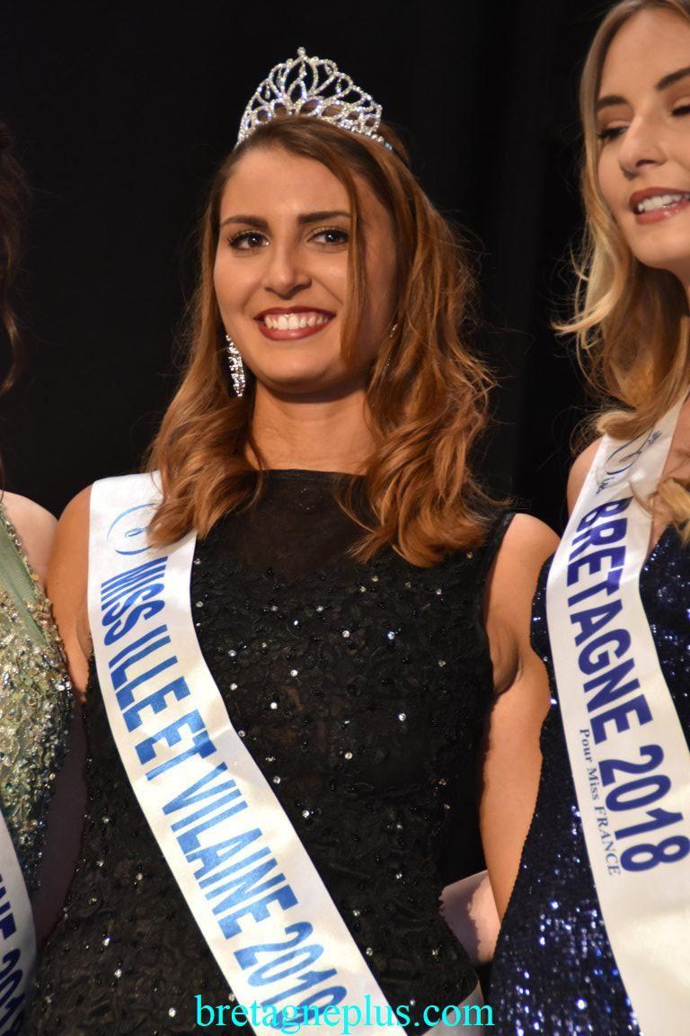 Election Miss Ille et Vilaine 2019