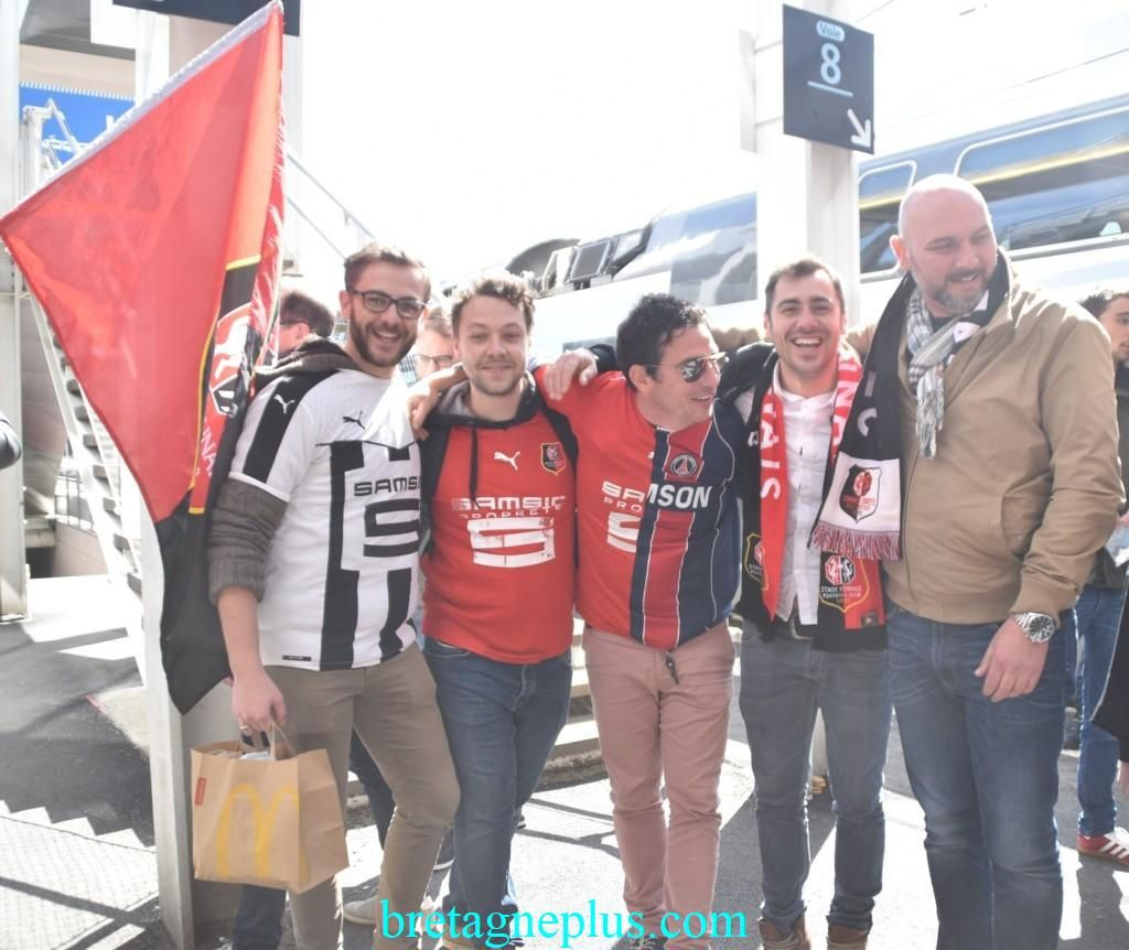 Finale 2019 Coupe de France de Football Stade Rennais - Paris Saint-Germain