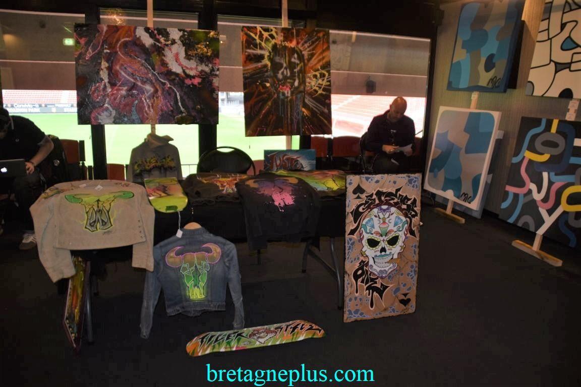 Rennes Tatoo Convention 2019