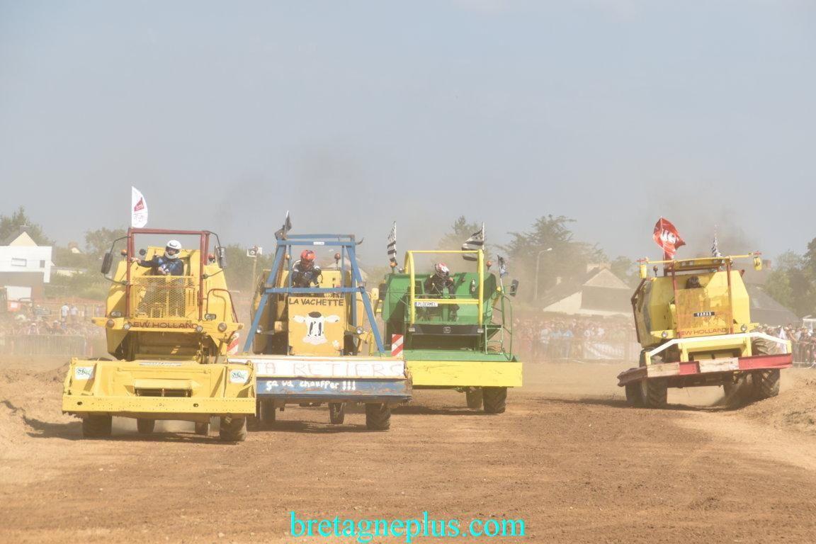 Fête de L' Agriculture Saint-Méen-le-Grand 2019