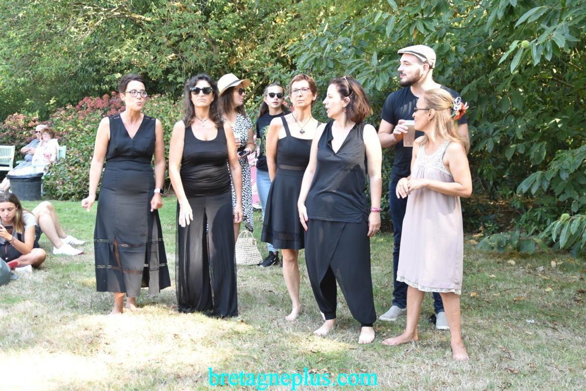 Garden Party 2019 de l' association Eau de Rose