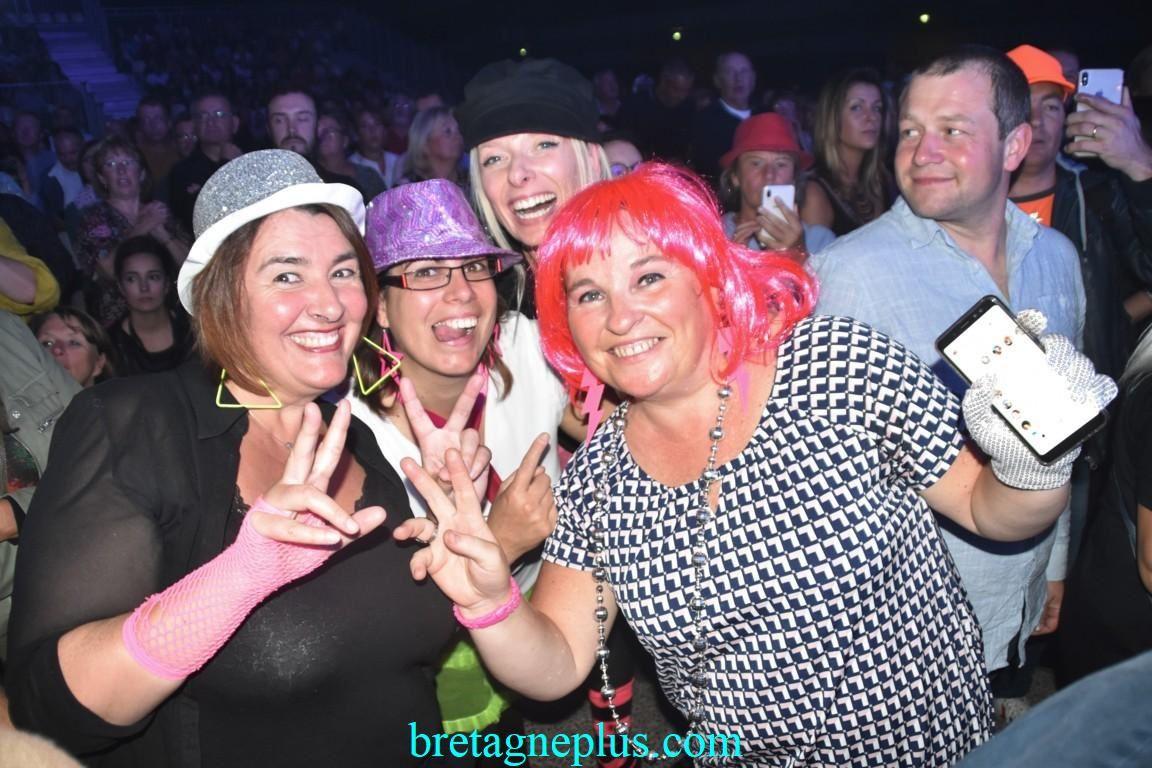Best of  80 / Disco Funk Party au Parc des Expositions de Lorient