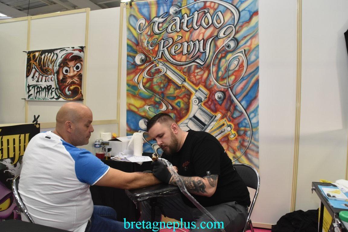 Salon du tatouage 2019 de Saint-Brieuc