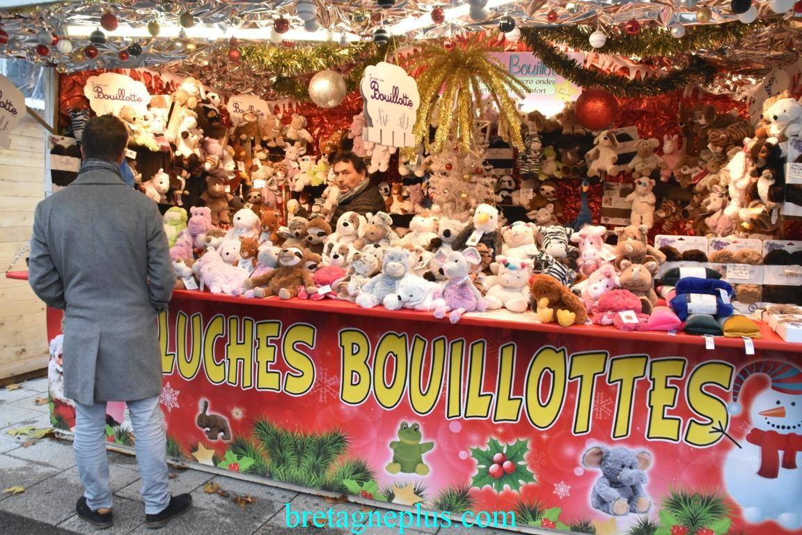 Marché de Noël Rennes 2019