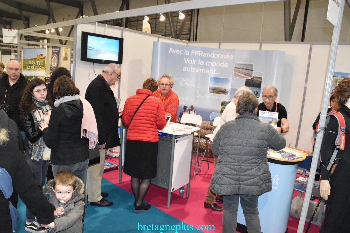 Salon International du Tourisme de Rennes 2020
