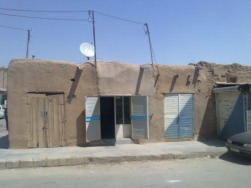 Vieilles maisons de Kobanê, par Ferhad