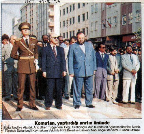 Photo Hüsnü Savas, Hürriyet, 31 aout 1997