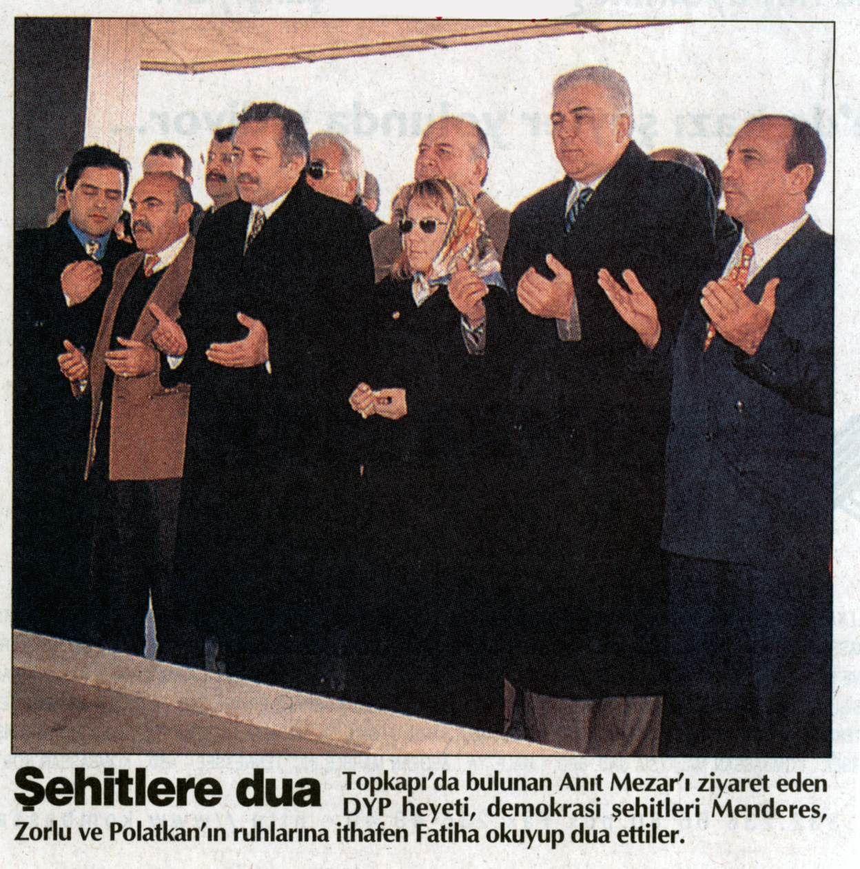 Cliché Türkiye, 8 janvier 1998