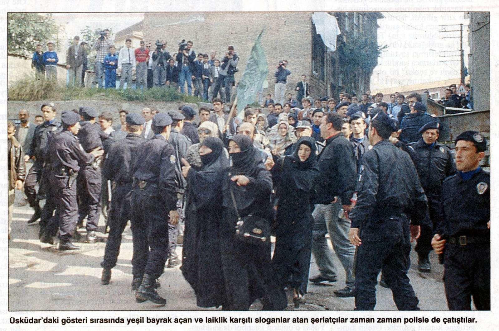 Photo Yeni Yüzyıl, sans mention d'auteur, 11 octobre 1996