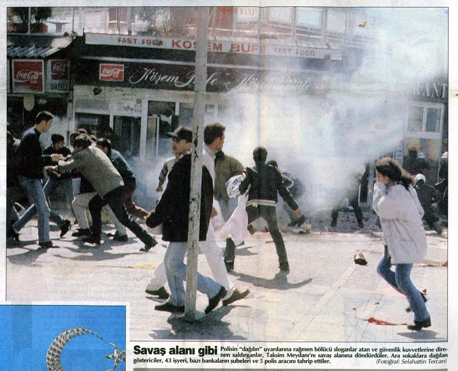 Photo Türkiye, 9 mars 1998
