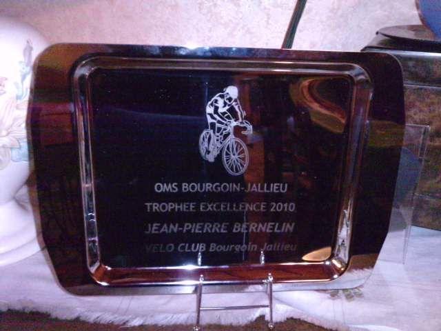 Trophée OMS BOURGOIN-JALLIEU