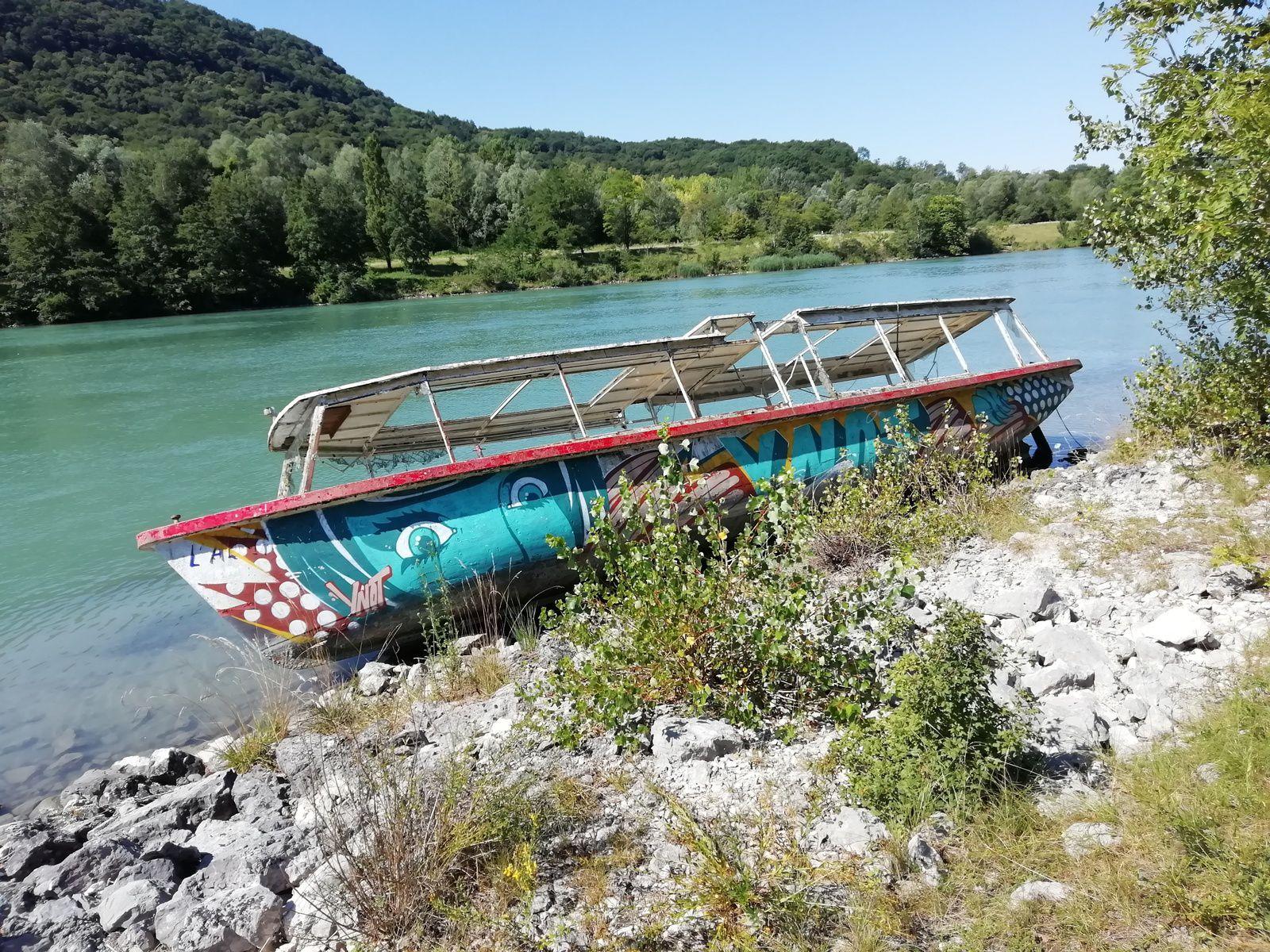 Oh, mon bateau !!!!