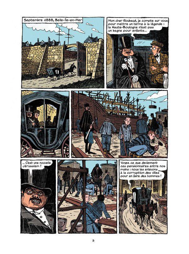 Arsène  Lupin les origines chez Rue de Sèvres... Interview de Benoît Abtey.