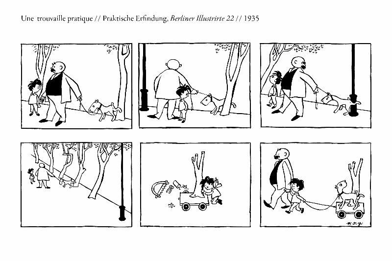 Père et Fils – Vater und Sohn de Erich Ohser chez Warum Editions.