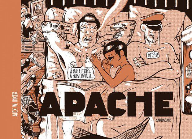 Interview de Alex W. Inker pour Apache chez Sarbacane.