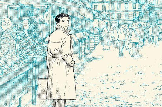 Décès de Jiro Taniguchi. L'un des plus grands Mangakas nous quitte.