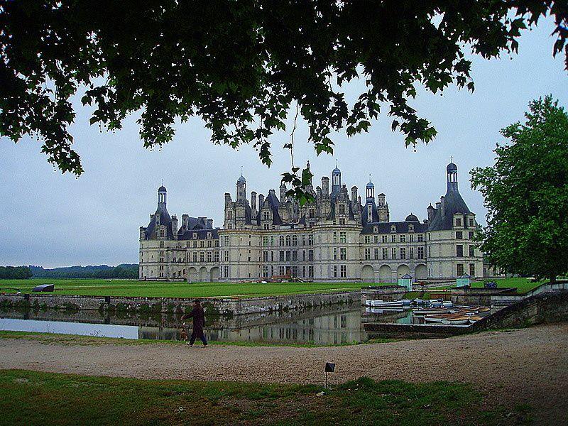 Chenonceaux - Chambord