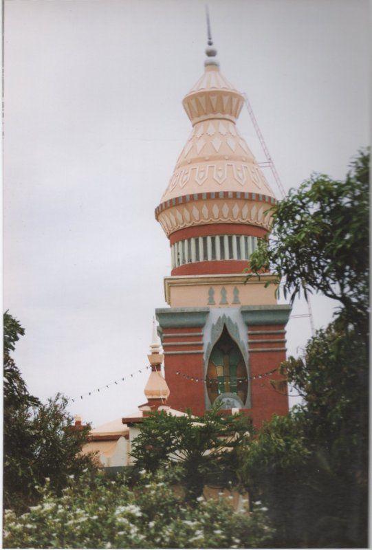 Les temples tamouls de La Réunion