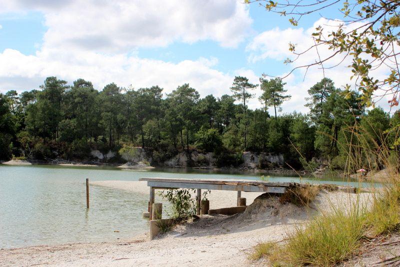 Le lac Bleu - Chapître 2