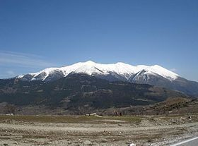 Mont Olympe - Wikipedia
