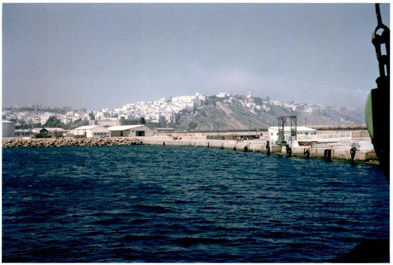 Tanger la Bleue