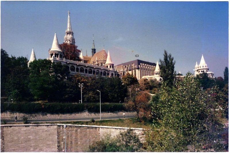 La perle du Danube - Buda