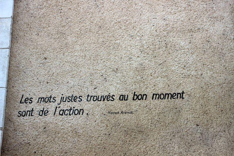 Philosophie de pierre