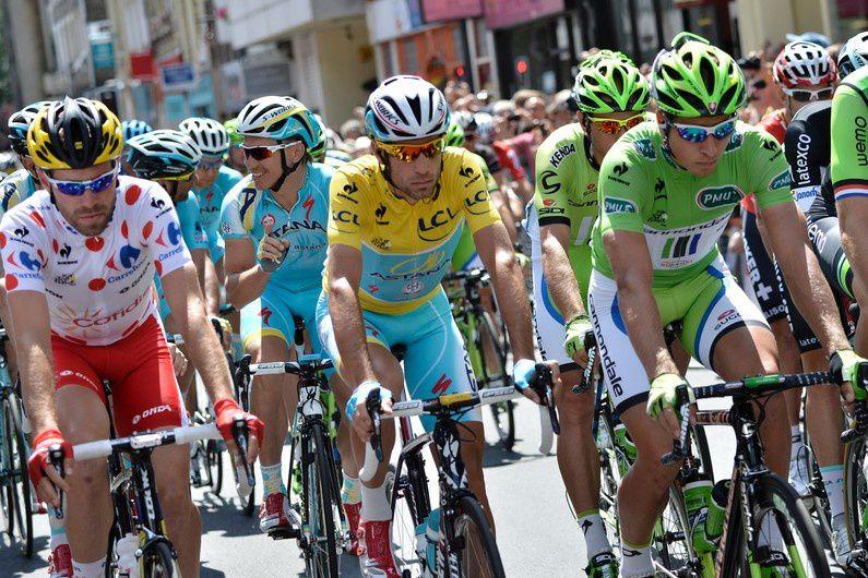 Marcel Kittel (Giant-Shimano) a signé au sprint son troisième succès en quatre étapes.