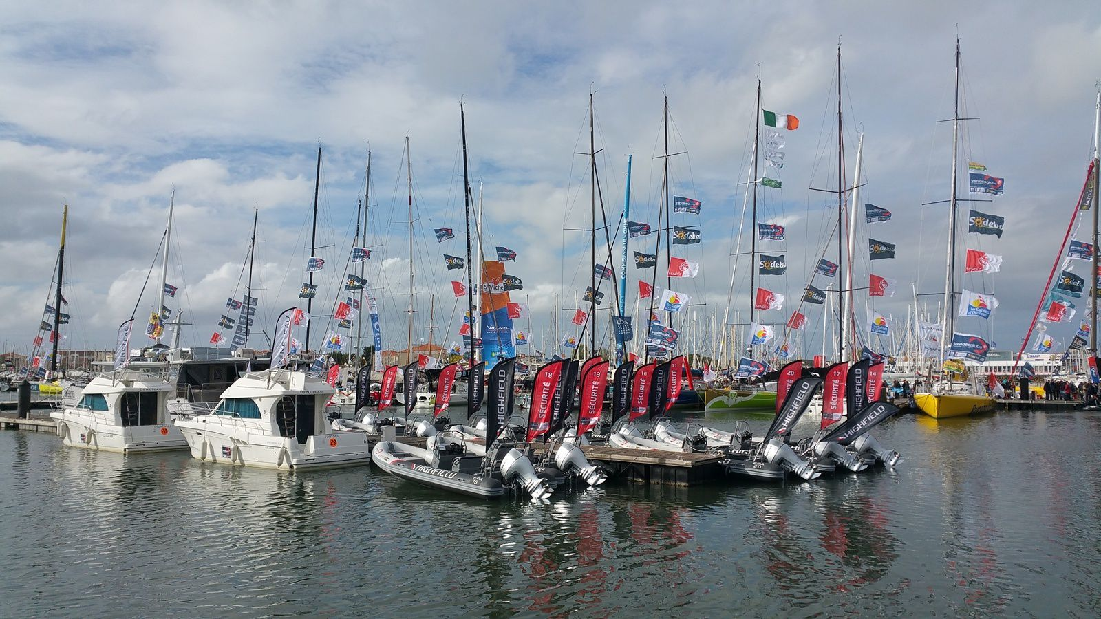 VILLAGE VENDEE GLOBE