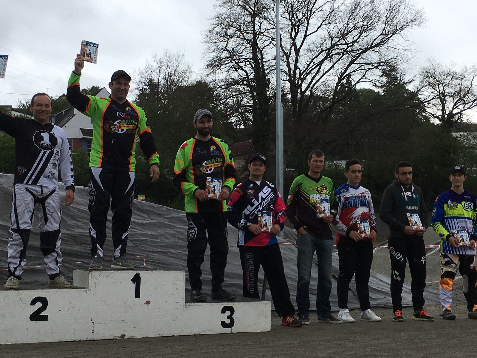 Résultats de la 4e manche de la Vulcanon Cup à Montluçon